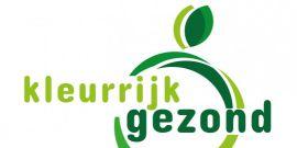 Logo Kleurrijk Gezond