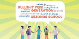 Infomoment gezonde school poster