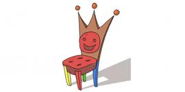 Afbeelding goed gevoel stoel